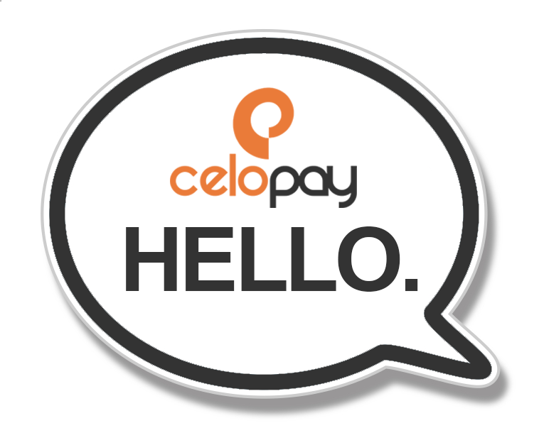 celopay collect payment information