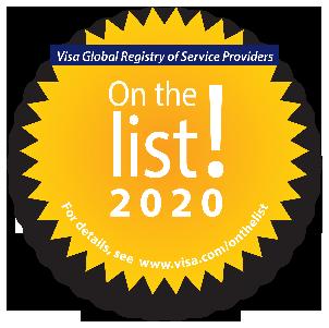 Visa Global Registry of Service Providers